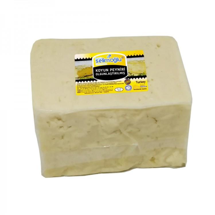 Koyun Peyniri Olgunlaştırılmış Tam Yağlı 1kg