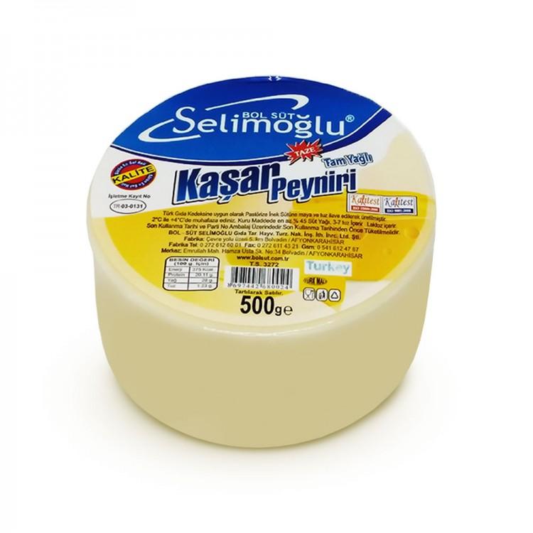 Kahvaltılık Kaşar Peynir 500gr